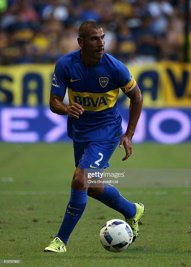 Boca Juniors v Atletico Tucuman  - Argentine Primera Division