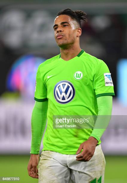 Daniel Didavi of Wolfsburg looks dejected during the Bundesliga match between VfL Wolfsburg and Werder Bremen at Volkswagen Arena on February 24 2017...
