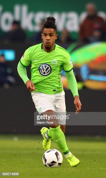 Daniel Didavi of Wolfsburg runs with the ball during the Bundesliga match between VfL Wolfsburg and TSG 1899 Hoffenheim at Volkswagen Arena on...