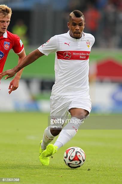 Daniel Didavi VFB Stuttgart 1 Fussball Bundesliga Testspiel VfB Stuttgart Heidenheim Saison 2014 / 2015