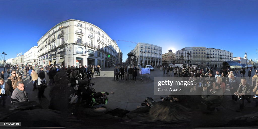 360 - Madrid Horse Week 2017 Presentation
