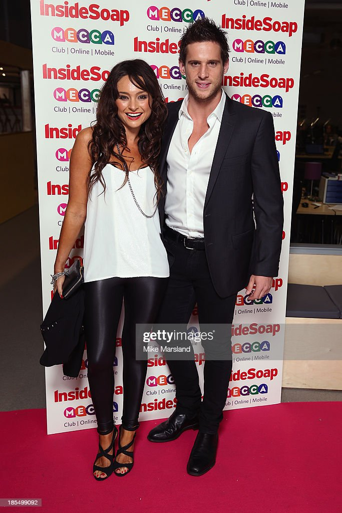 <a gi-track='captionPersonalityLinkClicked' href=/galleries/search?phrase=Daniel+Ewing&family=editorial&specificpeople=212752 ng-click='$event.stopPropagation()'>Daniel Ewing</a> and guest attend The Inside Soap Awards at The Ministry of Sound on October 21, 2013 in London, England.
