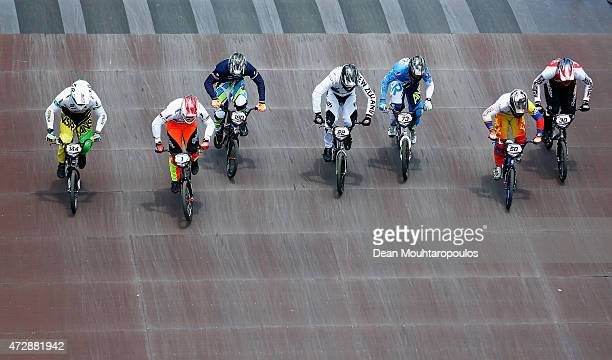 Daniel Franks of New Zealand Emilio Andres Falla Buchely of Ecuador Sam Willoughby and Anthony Dean both of Australia and Tre Whyte of Great Britain...