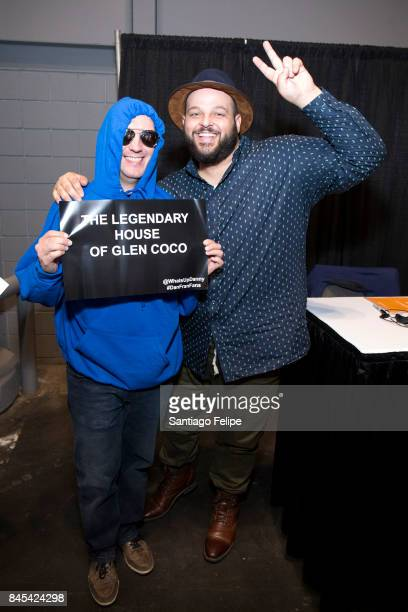 Daniel Franzese attends RuPaul's DragCon NYC 2017 at The Jacob K Javits Convention Center on September 10 2017 in New York City