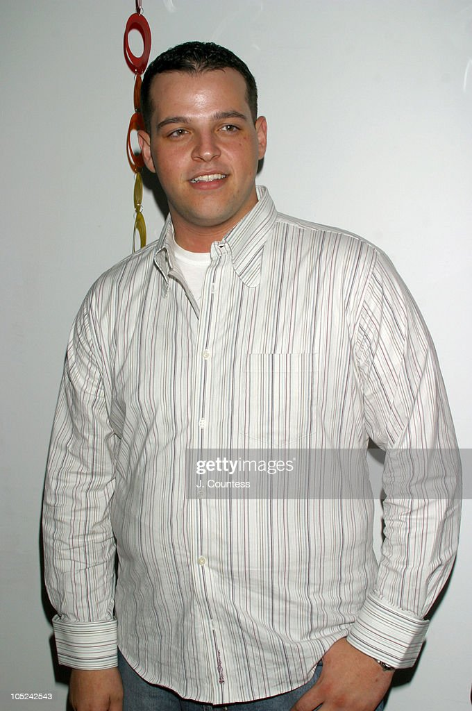 Daniel Franzese during GQ Celebrates September Debut Issue Under New Editor and Chief Jim Nelson at Hudson Studios in New York, New York, United States.