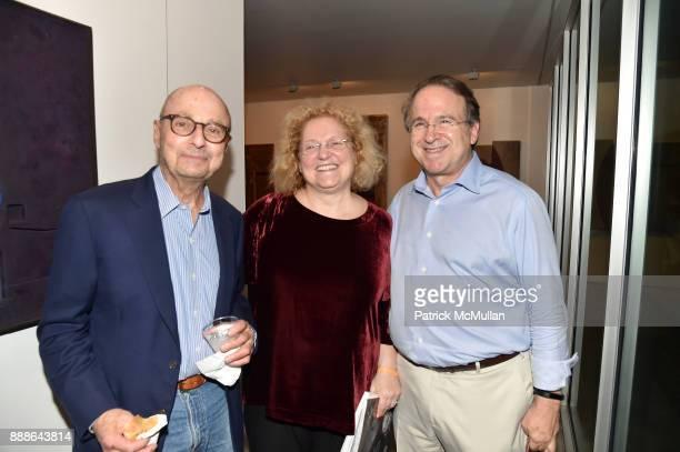 Daniel Gelfman Lucia LovisonGolob and Richard Golem attend the Marcelo Bonevardi / The Miami Rail Celebration at Miami Design District on December 8...