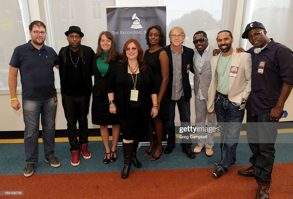 Daniel Gill, <a gi-track='captionPersonalityLinkClicked' href=/galleries/search?phrase=Talib+Kweli&family=editorial&specificpeople=540348 ng-click='$event.stopPropagation()'>Talib Kweli</a>, Emily White, Susan Marshall, Elizabeth Burks, Jon Hornyak, Steve Jordan, Boo Mitchell and Al Kapone attend