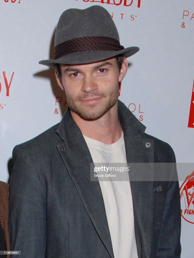 <a gi-track='captionPersonalityLinkClicked' href=/galleries/search?phrase=Daniel+Gillies&family=editorial&specificpeople=675058 ng-click='$event.stopPropagation()'>Daniel Gillies</a> during 944 Magazine One Year Anniversary Celebration - Red Carpet at Palms Casino Resort in Las Vegas, Nevada, United States.