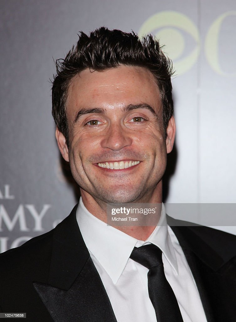 Daniel Goddard arrives to the 37th Annual Daytime Emmy Awards held at the Las Vegas Hilton on June 27, 2010 in Las Vegas, Nevada.