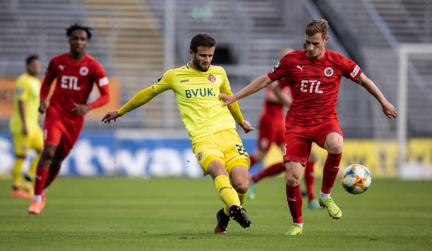 DEU: FC Viktoria Koeln v FC Wuerzburger Kickers - 3. Liga