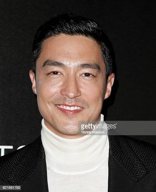 Daniel Henney attends the 9th Hamilton Behind The Camera Awards at Exchange LA on November 6 2016 in Los Angeles California