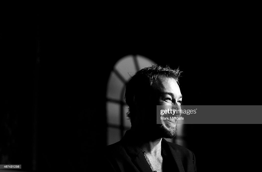 Daniel Johns arrives at the 2015 APRA Music Awards at Carriageworks on March 24, 2015 in Sydney, Australia.