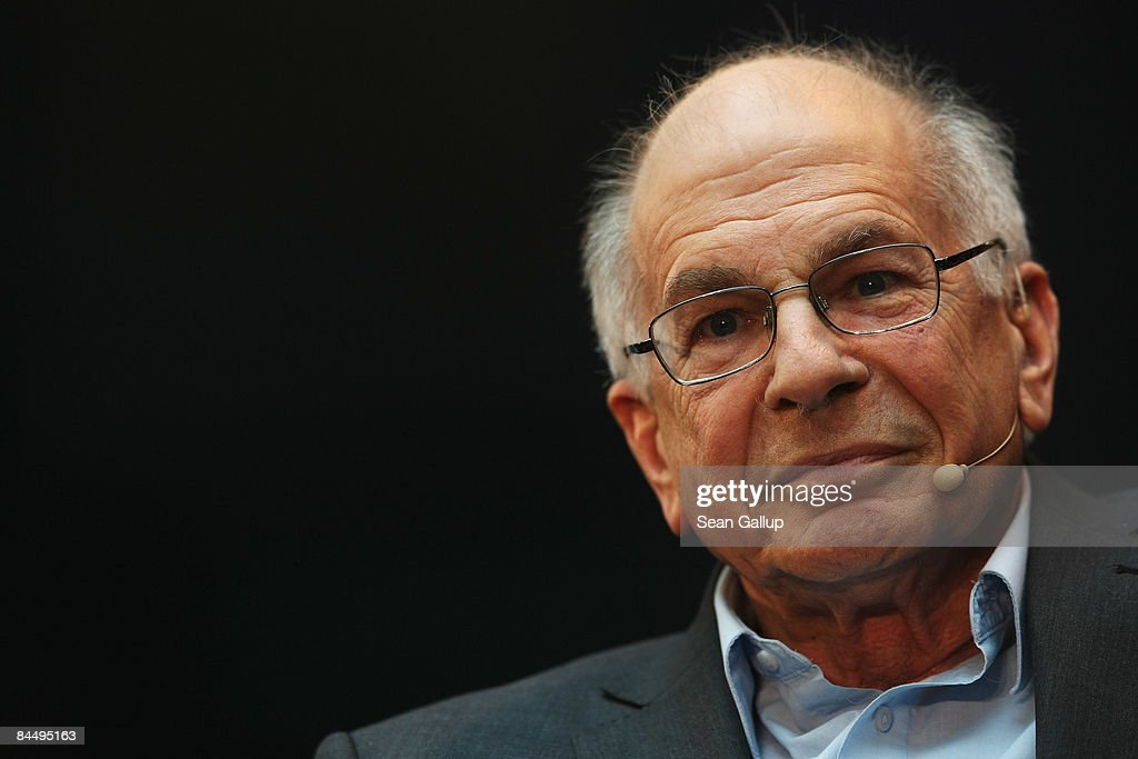 Daniel Kahneman attends the Digital Life Design (DLD) conference on January 27, 2009 in Munich, Germany. DLD brings together global leaders and creators from the digital world.