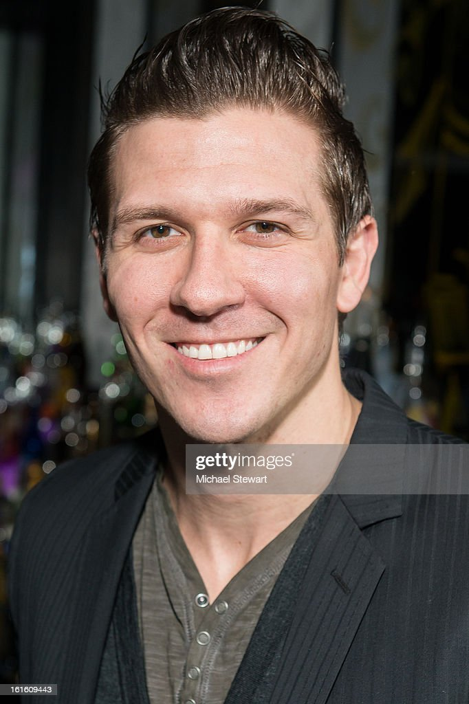 Daniel Koch attends the BlackBook Fashion Week celebration at Toy on February 12, 2013 in New York City.