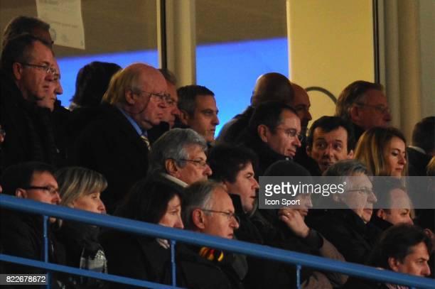 Daniel LECLERC / Alain ROCHE / Robin LEPROUX / Jean Luc REICHMANN Lens / PSG 27eme journee de Ligue 1 Stade Bollaert