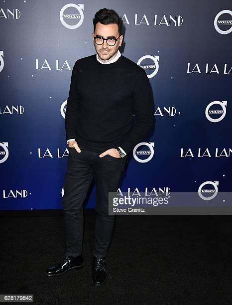 Daniel Levy arrives at the Premiere Of Lionsgate's 'La La Land' at Mann Village Theatre on December 6 2016 in Westwood California