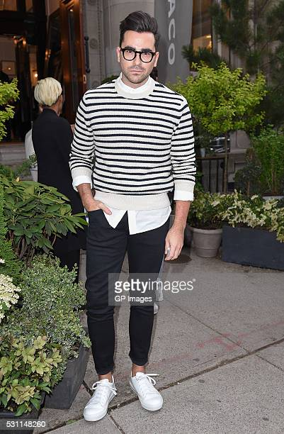 Daniel Levy attends Club Monaco Celebrates The Opening Of CM Market at Club Monaco Toronto Flagship Store on May 12 2016 in Toronto Canada