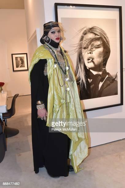 Daniel Lismore attends Art Miami VIP Preview at Art Miami Pavilion on December 6 2017 in Miami Beach Florida