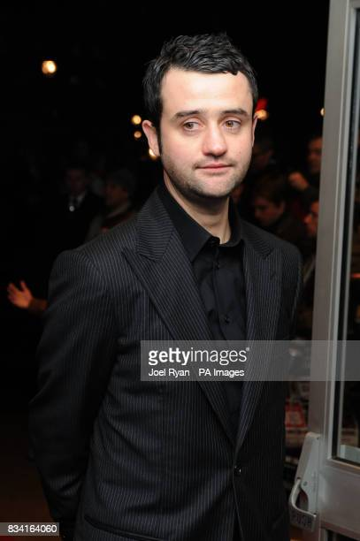 Daniel Mays arrives for the World Premiere of The Bank Job at the Odeon West End in Leicester Square central London