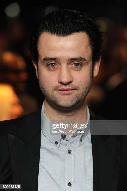 Daniel Mays arriving for the world premiere of Nanny McPhee and the Big Bang at the Odeon West End Leicester Square London