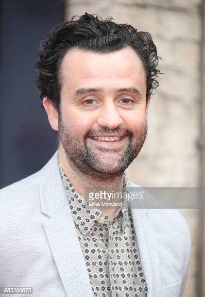 Daniel Mays attends the THREE Empire awards at The Roundhouse on March 19 2017 in London England