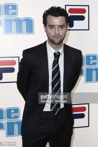 Daniel Mays for the UK premiere of Nick Love's film The Firm at the Vue cinema in Leicester Square London