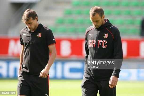 Daniel MOREIRA / Mickael PAGIS Rennes / Tavriya Simferopol
