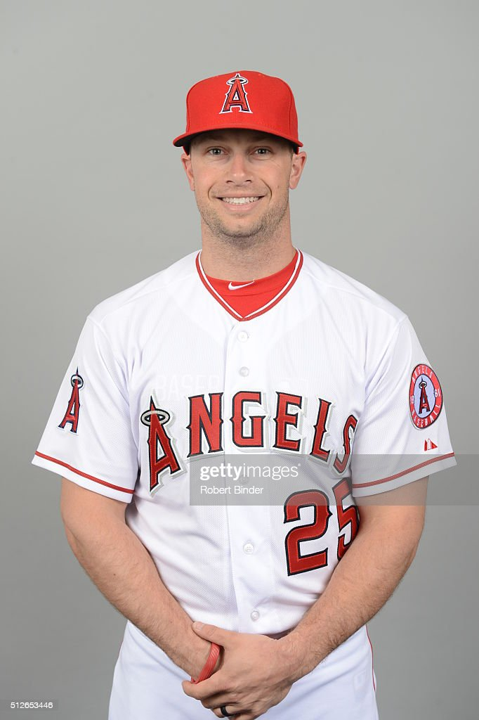 <a gi-track='captionPersonalityLinkClicked' href=/galleries/search?phrase=Daniel+Nava&family=editorial&specificpeople=670454 ng-click='$event.stopPropagation()'>Daniel Nava</a> #25 of the Los Angeles Angels poses during Photo Day on Friday, February 26, 2016 at Tempe Diablo Stadium in Tempe, Arizona.