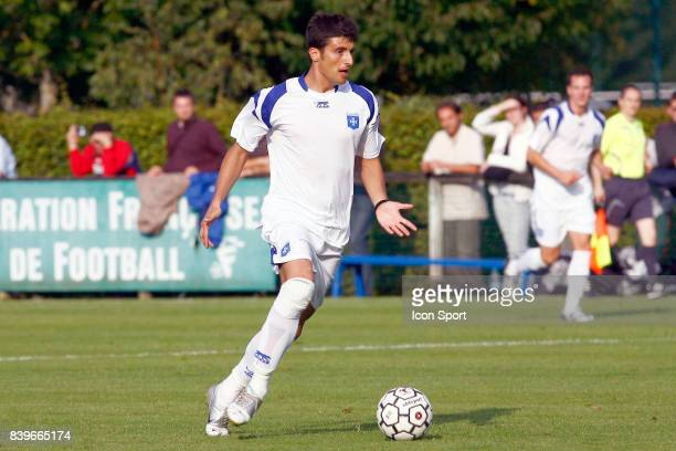 Daniel NICULAE UNFP / Auxerre Clairefontaine