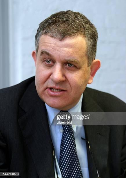 Daniel Nordmann Vorstandsvorsitzender der SBB Cargo