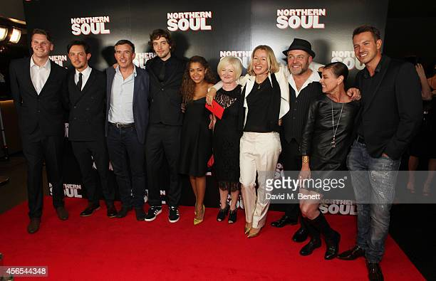 Daniel Ormerod Elliot James Langridge Steve Coogan Joshua Whitehouse Antonia Thomas Debbie Gray Elaine Constantine John Thomson Lisa Stansfield and...