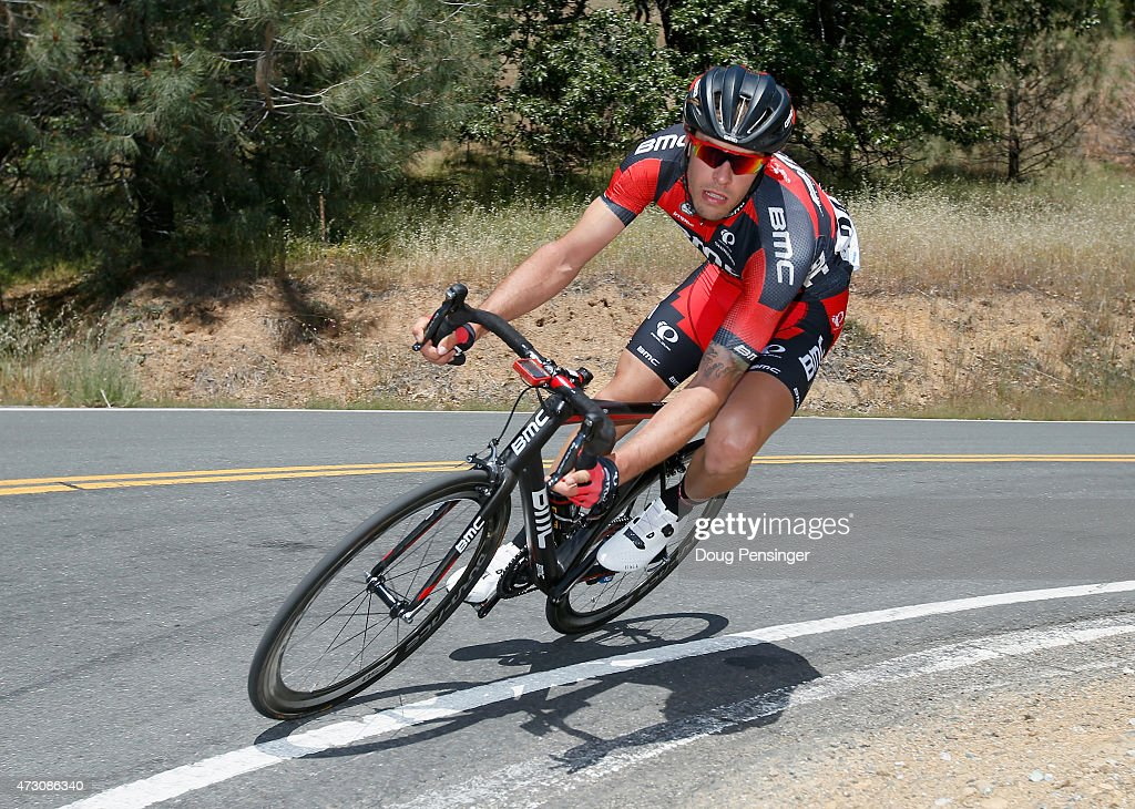 <a gi-track='captionPersonalityLinkClicked' href=/galleries/search?phrase=Daniel+Oss&family=editorial&specificpeople=5734271 ng-click='$event.stopPropagation()'>Daniel Oss</a> of Italy riding for BMC Racing descends Mount Hamilton as he was awarded the most courageous rider during stage two of the 2015 Amgen Tour of California on May 12, 2015 in Santa Clara County, California.