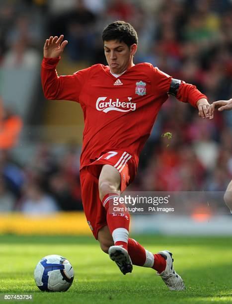 Daniel Pacheco Liverpool