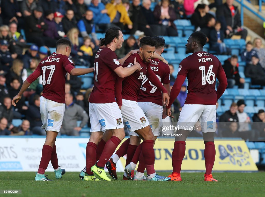Gillingham v Northampton Town - Sky Bet League One
