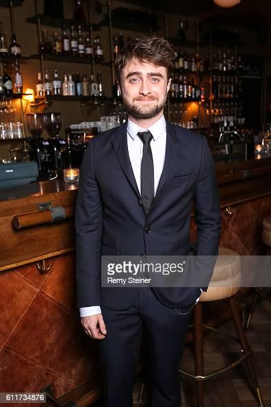 Daniel Radcliffe at the Tommy Hilfiger Dinner in celebration of the 12th Zurich Film Festival on September 30 2016 in Zurich Switzerland