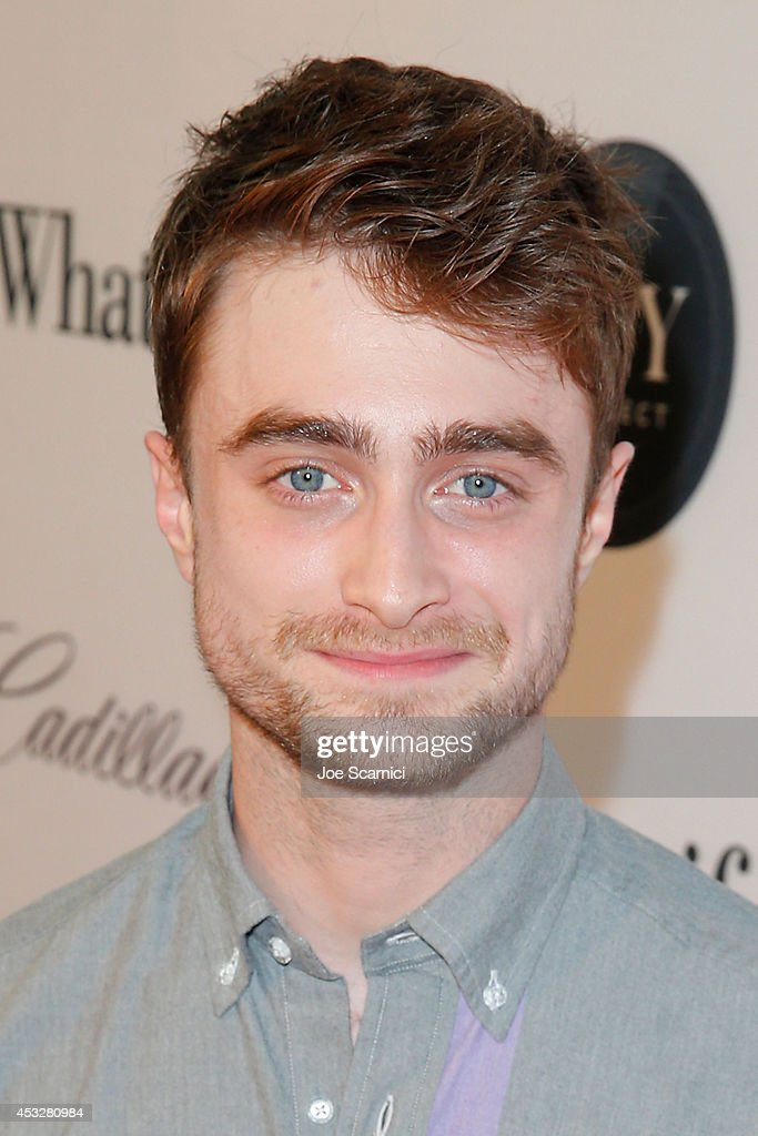 <a gi-track='captionPersonalityLinkClicked' href=/galleries/search?phrase=Daniel+Radcliffe&family=editorial&specificpeople=204144 ng-click='$event.stopPropagation()'>Daniel Radcliffe</a> attends IvyConnect's Inaugural Ivy Innovator Awards with <a gi-track='captionPersonalityLinkClicked' href=/galleries/search?phrase=Daniel+Radcliffe&family=editorial&specificpeople=204144 ng-click='$event.stopPropagation()'>Daniel Radcliffe</a> at Landmark Theatre on August 6, 2014 in Los Angeles, California.