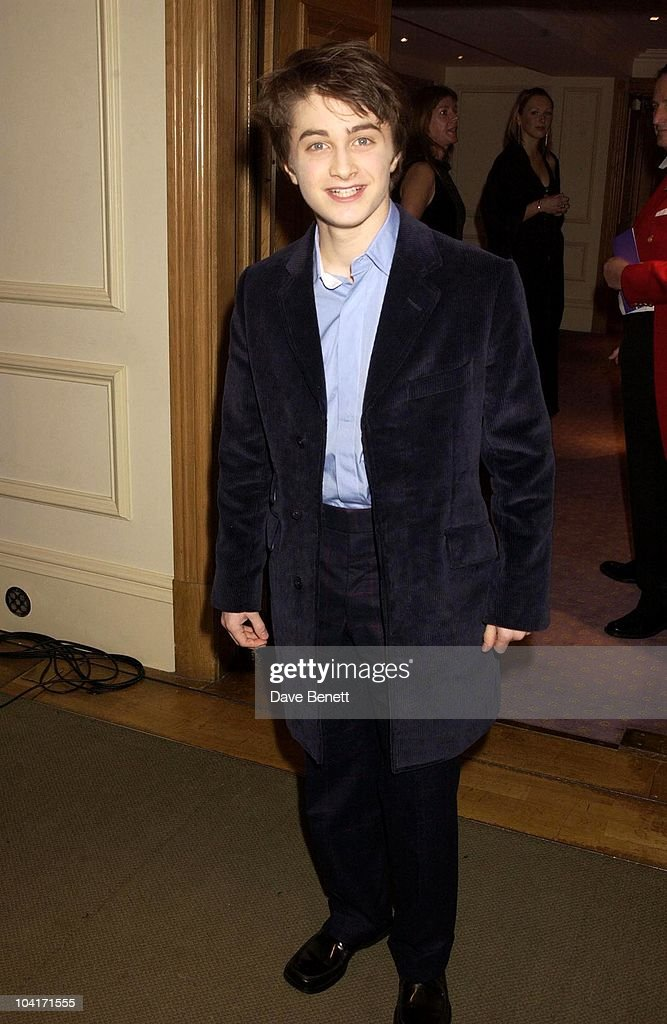 Daniel Radcliffe, The Evening Standard Film Awards, At The Savoy Hotel In London