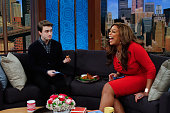 Daniel Radcliffe visits 'The Wendy Williams Show' at The Wendy Williams Show Studio on February 3 2012 in New York City