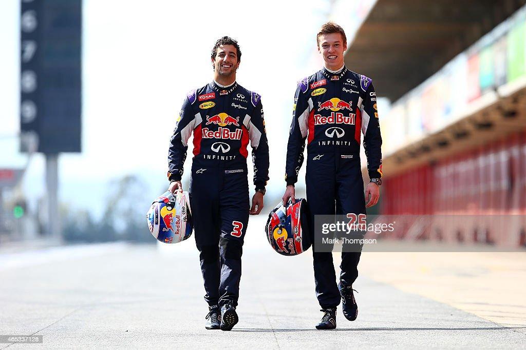 Red Bull Racing Filming