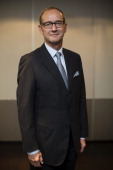 Daniel Sauter chairman of Julius Baer Group Ltd poses for a photograph in Hong Kong China on Thursday May 30 2013 Julius Baer will seek to settle tax...