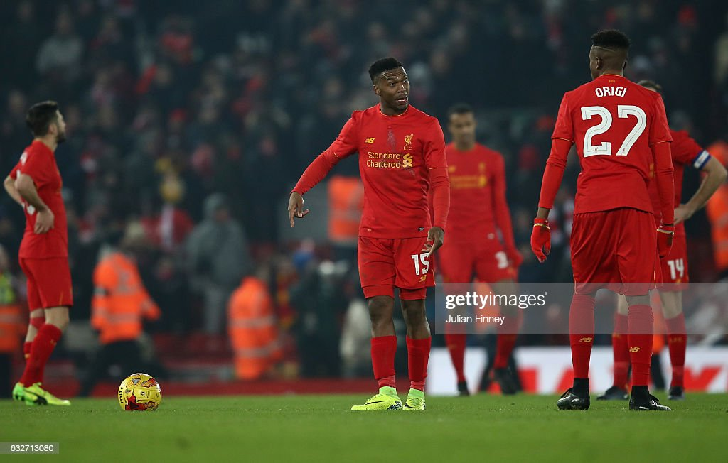 Liverpool v Southampton - EFL Cup Semi-Final: Second Leg : News Photo