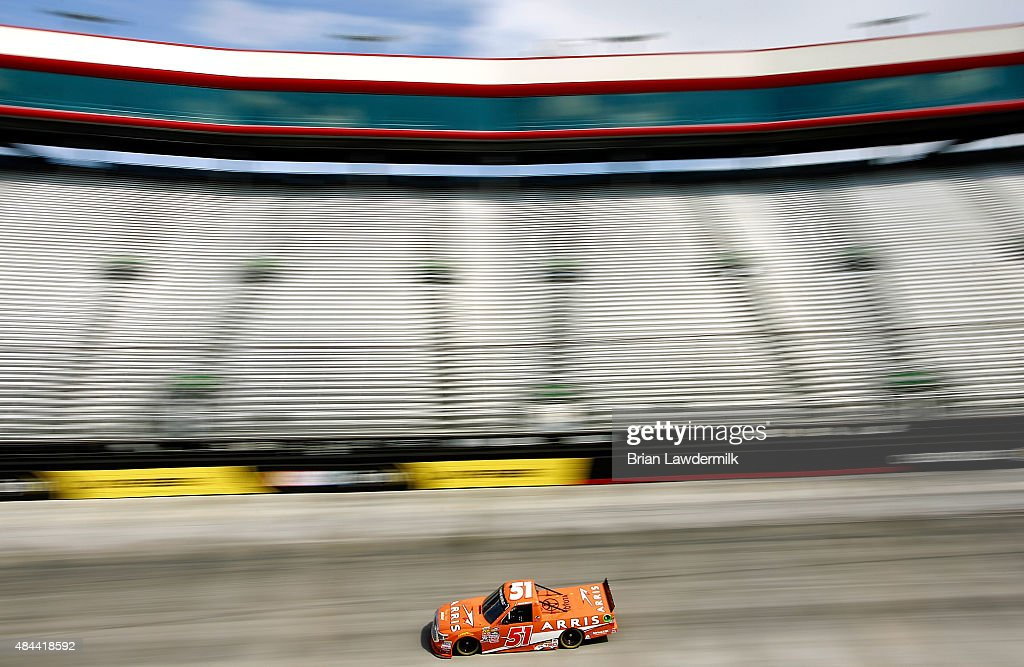 Bristol Motor Speedway Day 1 Getty Images