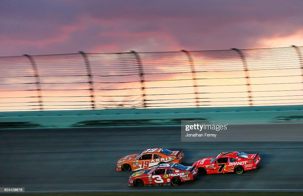 NASCAR XFINITY Series Ford EcoBoost 300