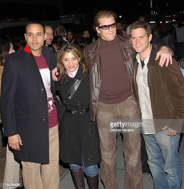 Daniel Sunjata Callie Thorne Denis Leary and Steve Pasquale