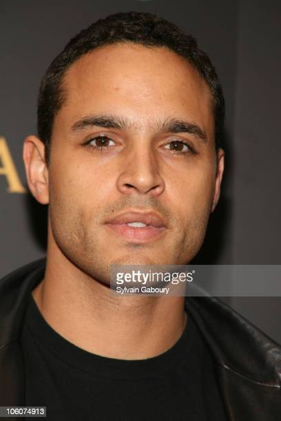 Daniel Sunjata during Maxim Magazine's 7th Annual Hot 100 Party Arrivals at Buddha Bar in New York New York United States