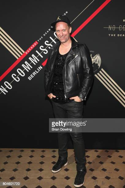 Daniel Termann attends Bacardi X The Dean Collection Present No Commission on June 30 2017 in Berlin Germany