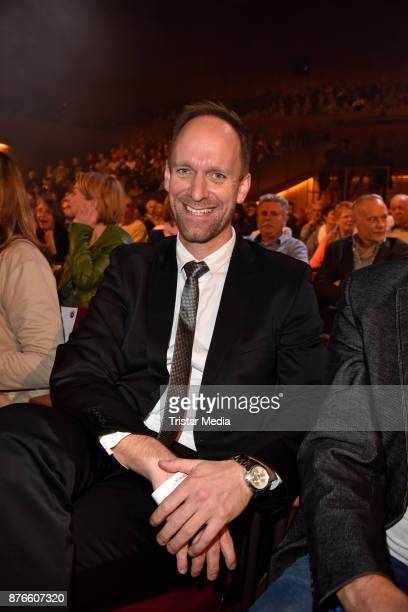 Daniel Termann attends the 50 years Hey Music event 'Thank you Juergen Juergens' on November 19 2017 in Berlin Germany