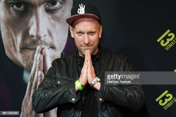 Daniel Termann attends the 'Culpa' world Premiere in Berlin at Zionskirche on May 9 2017 in Berlin Germany