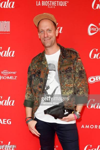 Daniel Termann attends the Gala Fashion Brunch during the MercedesBenz Fashion Week Berlin Spring/Summer 2018 at Ellington Hotel on July 7 2017 in...