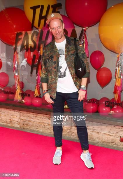 Daniel Termann attends the Gala Fashion Brunch Ellington Hotel on July 7 2017 in Berlin Germany